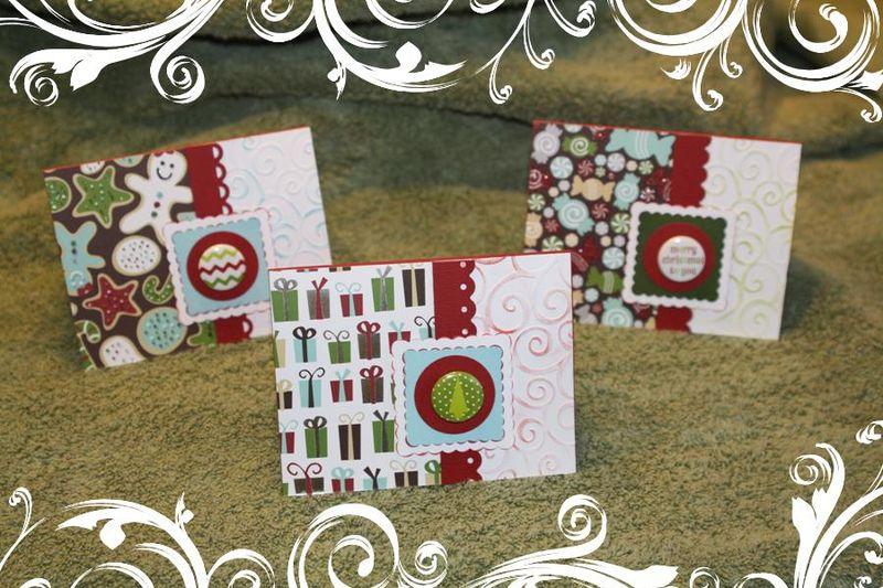 Card Class December 2009