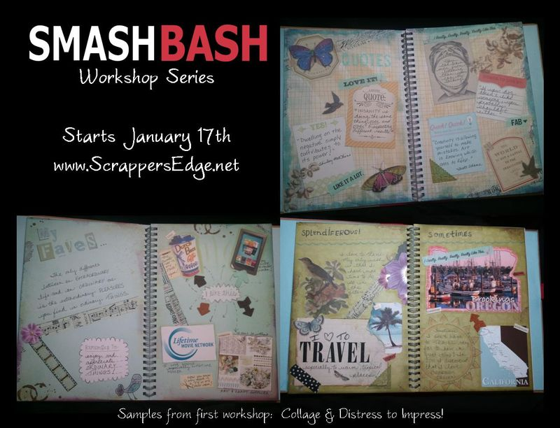 Smash Bash Examples first workshop