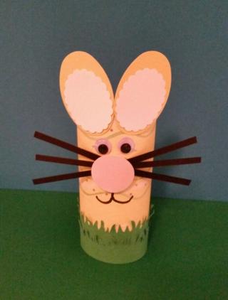 March 2015 Pixie Bunny