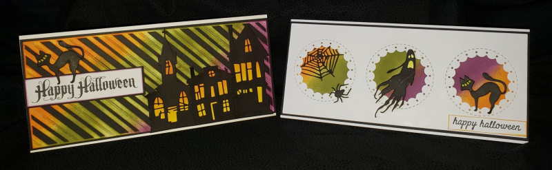 Oct 2020 Halloween Cards